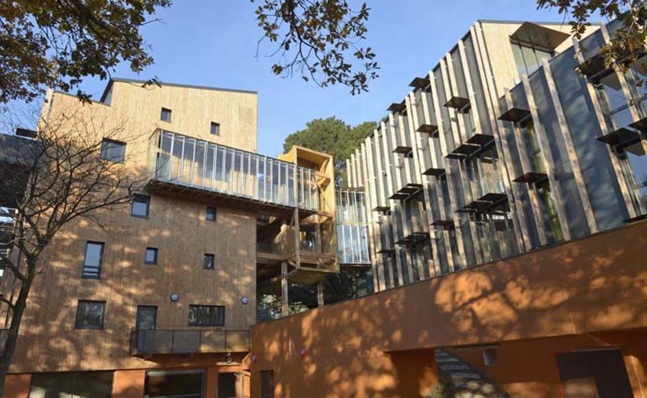 Grand Carcouët, construction logement à énergie positive