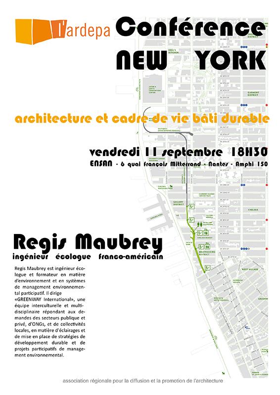 affiche conference RMaubrey