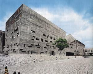 AAS Wang Shu & Lu Wenyu, musée d'histoire de Ningbo, Chine, 2009