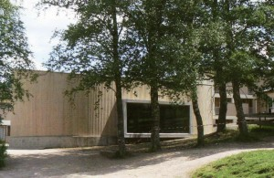 Salle multi-activités à Xonrupt-Longemer, arch.Christian Vincent