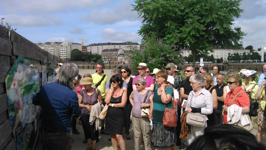 ardepa, expédition urbaine 3 cycle 2015 île de nantes
