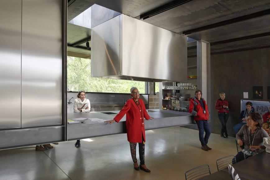 La cuisine Centre d art et de design 002