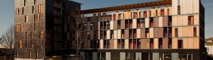 ZAC du Vialenc, Aurillac, Atelier d'architecture Simon Teyssou