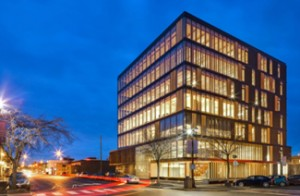 Wood Innovation and Design Centre, Prince Georges