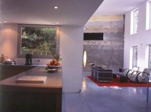 Le salon de la maison des architectes BarréLambot