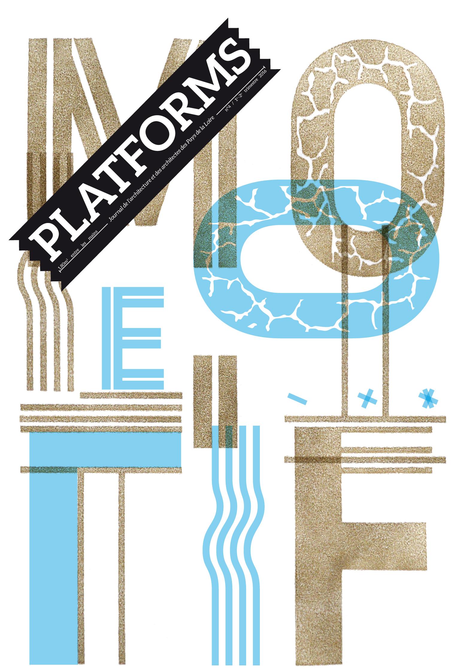 N°4platforms-ardepa, architecture