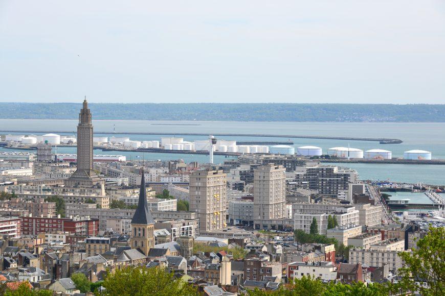 2016 05_279_Le Havre vu des jardins suspendus