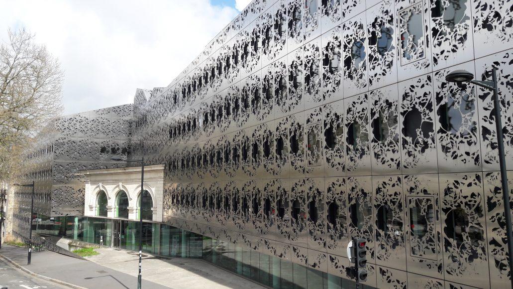 Appr hender l 39 espace avec son corps un projet entre for Architecture et son