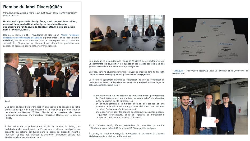 ardepa divers(c)ités rectorat pays de la loire 07/06/2016