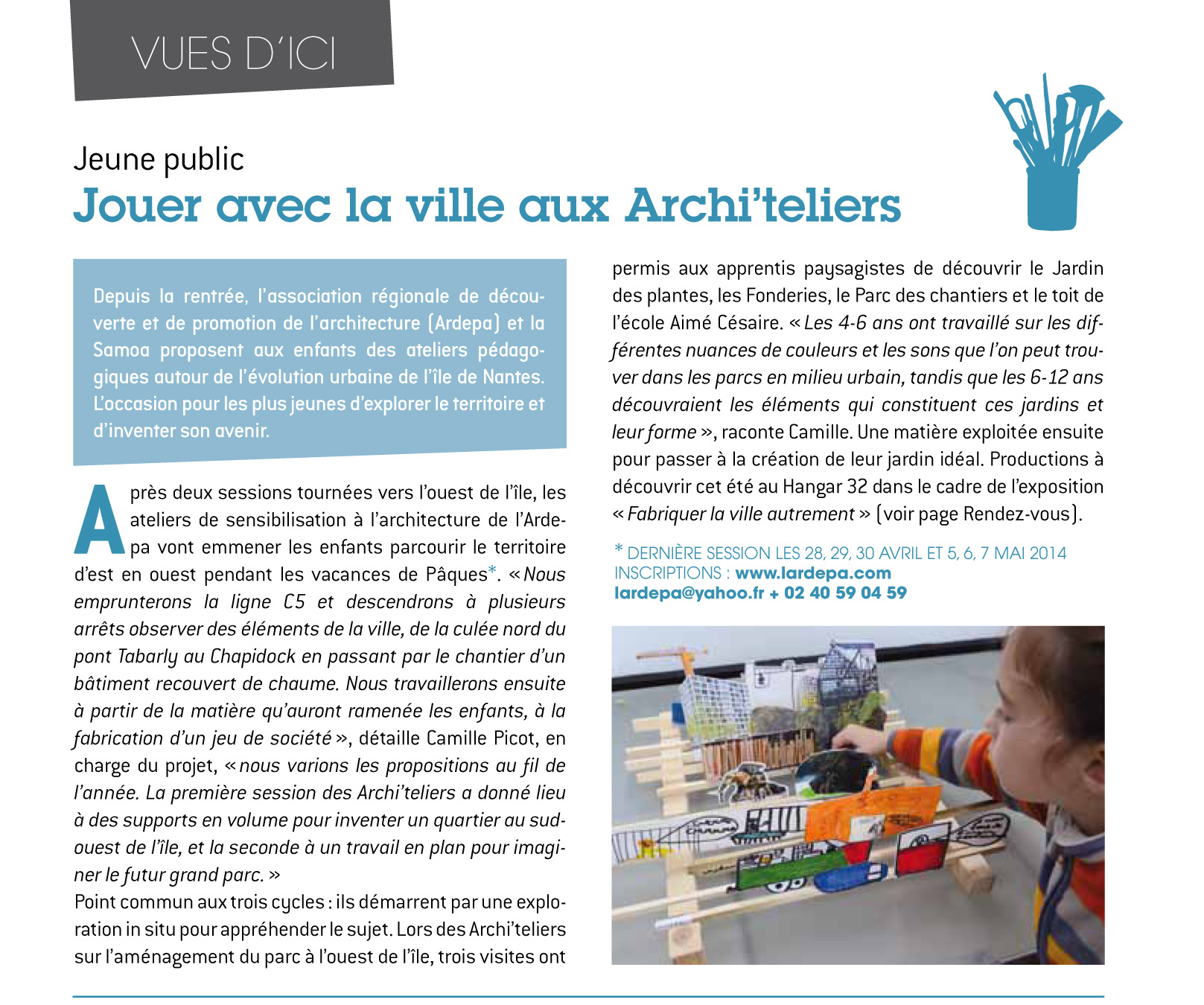 archi'teliers magasine transformations