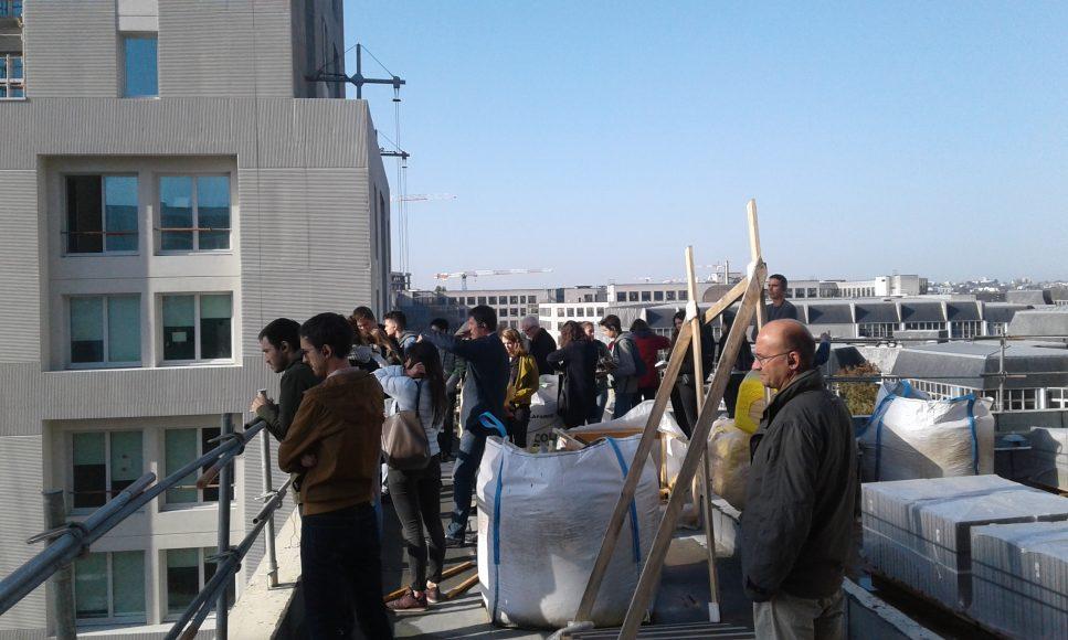 journées nationales de l'architecture 2017 - visites de chantiers