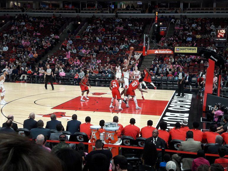chicago basket