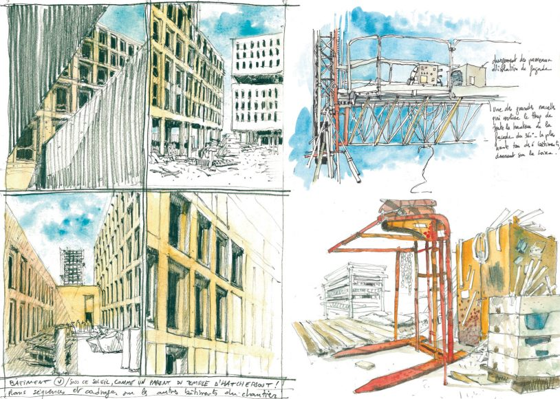 ardepa architecture dessin Tanguy Robert - jna 2017