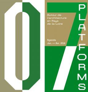 journal platforms #7 ardepa maison architecture pays de la loire conseil régional ordre des architectes