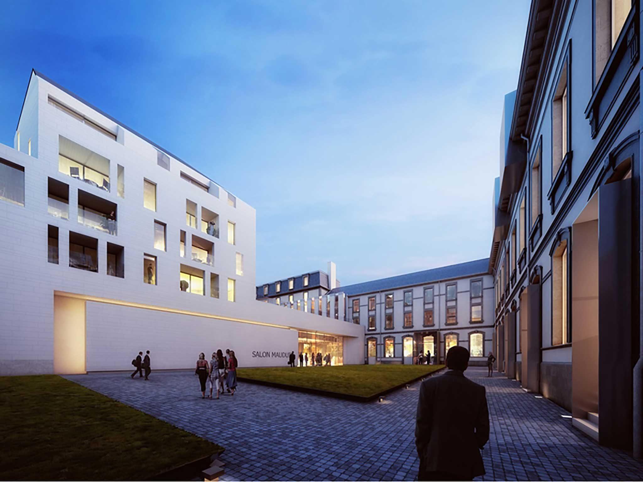 ardepa visite architecturale 2018 logement et creiche nantes desire colombe agence leibar et seigneurin architectes