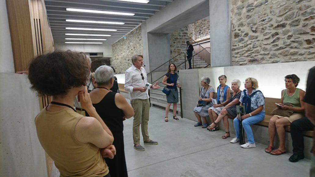 ardepa visite architecturale 2018 musée d'art de nantes stanton williams