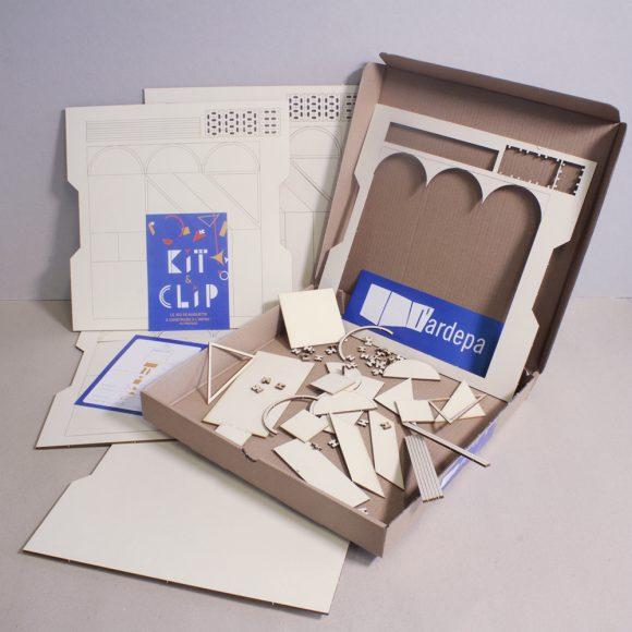 ardepa kit and clip contenu outil pedagogique maquette journee nationale de l'architecture dans les classes jnac