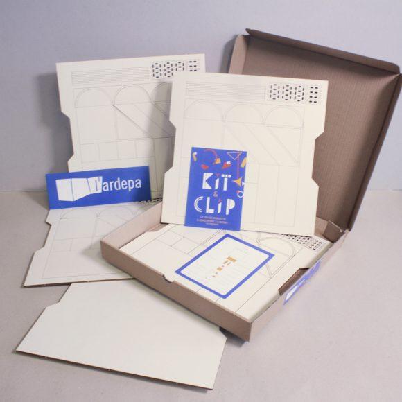 ardepa kit and clip boite outil pedagogique maquette journee nationale de l'architecture dans les classes jnac