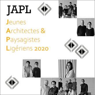 ardepa JAPL jeunes architectes et paysagiste ligériens 2020 sélection