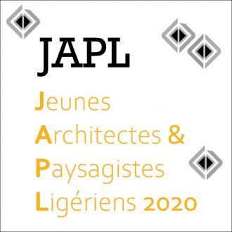 ardepa JAPL jeunes architectes et paysagiste ligériens 2020 lauréats