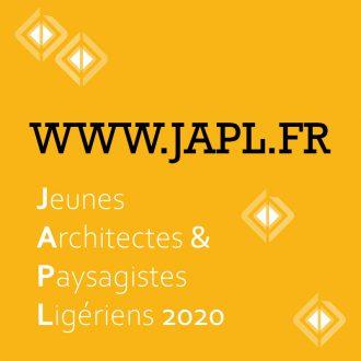 ardepa JAPL jeunes architectes et paysagiste ligériens 2020 site web
