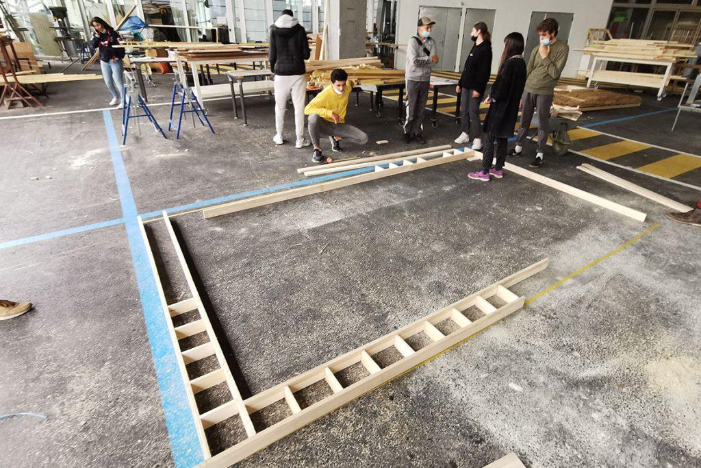 ardepa collectif à côté centre accoord malakoff 16-25 chantier jeune à l'aécole d'architecture 9