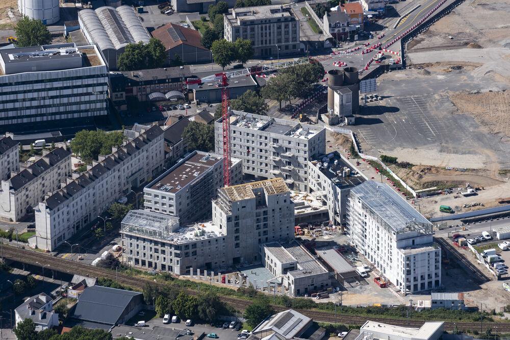 association ardepa visite architecture expédition urbaine nantes les 5 ponts (tetrarc)