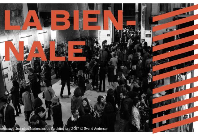 biennale des maisons de l'architecture à Clermont Ferrand 5-6-7 novembre 2021