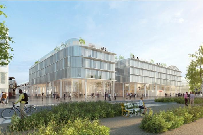 association ardepa visite chantier architecture ecole design Nantes atlantique GPAA