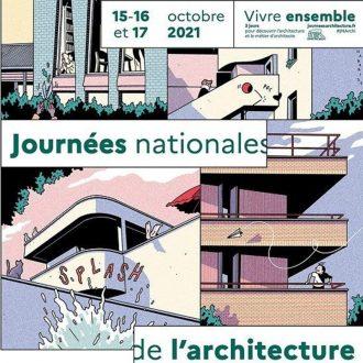 ardepa journées nationales de l'architecture 2021
